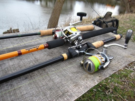 fiberglass vs. graphite fishing rods | fishinglifestyle, Fishing Rod