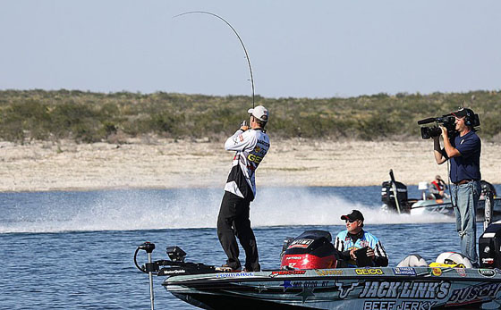 Major League Fishing, the ultimate bass fishing tournament ...